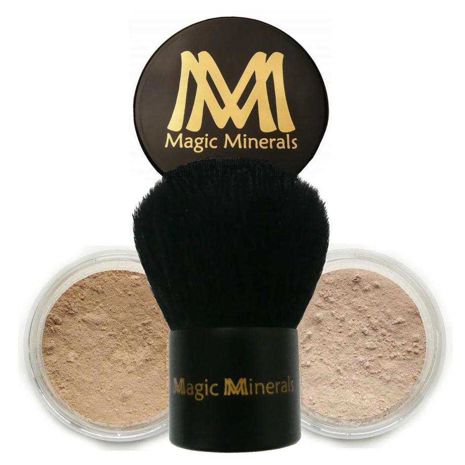 Medium Tan Magic Minerals 3 vnt. rinkinys